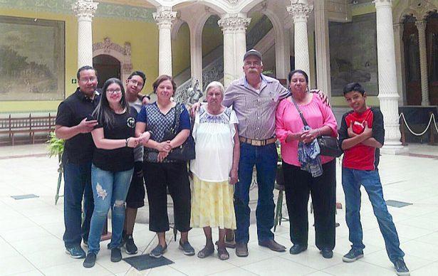 Conociendo el Palacio Alvarado