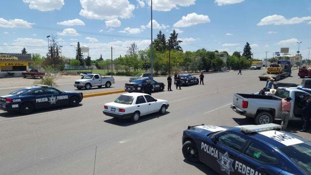 Sorprendente operativo policial en Jiménez