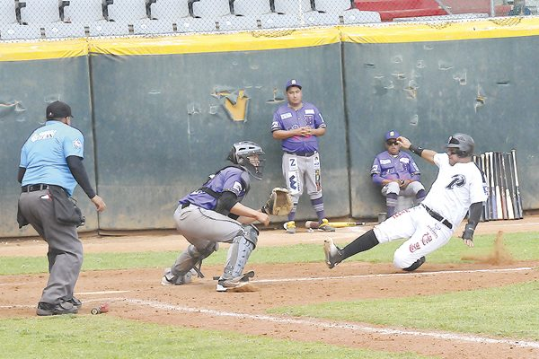 Mineros barrió a Dorados en el estatal de beisbol