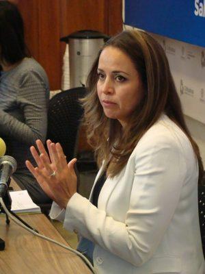 Fueron 80 millones de pesos los que se entregaron al PRI  en la pasada administración: Stefany Olmos