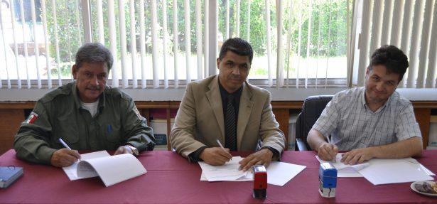 Transporte Público firmó convenio con alumnos del ITP para mejorar el servicio