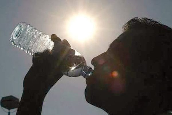 El calor alcanza los 40 grados