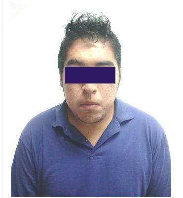 Detienen a sujeto que violó a una menor en Jiménez
