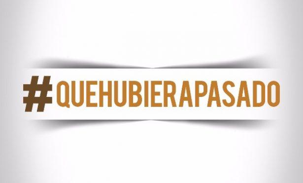 Alcalde Alfredo Lozoya lanza hashtag #quehubierapasado a un año de su elección