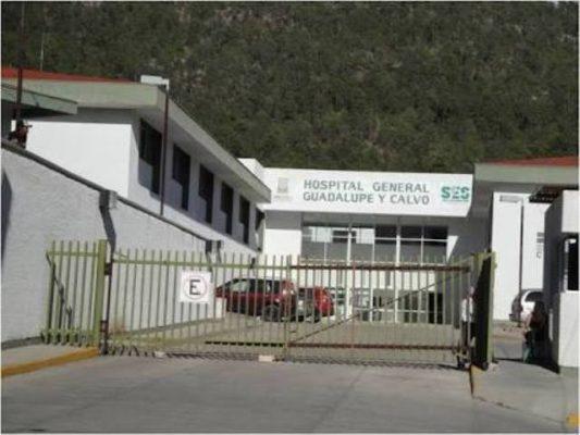 Menor de edad atropellada en Guadalupe y Calvo, resultando con múltiples lesiones