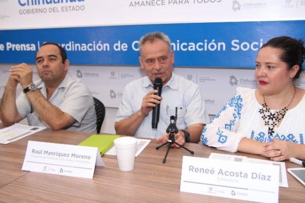 Se efectuarán jornadas Carlos Monte mayor del 22 al 24 de junio