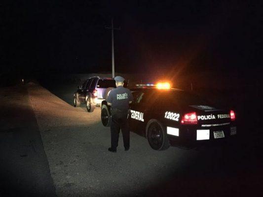 Detienen vehículo con reporte de robo sobre la carretera Parral – Jiménez