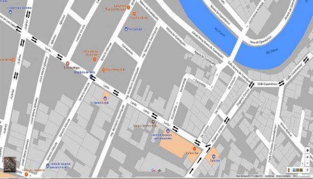 """Las calles """"Cuauhtémoc"""", """"Eugenio Cintrón"""" y """"Lerdo"""" operan en doble sentido"""