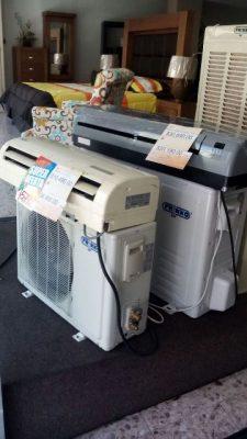 Agotada la existencia de aires acondicionados y ventiladores en mueblerías de la ciudad