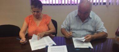 Acuerdan COEPI e ICHIFE construir comedores en la tarahumara