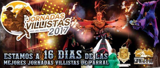 """El Circo """"XEMPA"""" abrirá el 12 de julio el programa artístico de """"Jornadas Villistas 2017"""""""