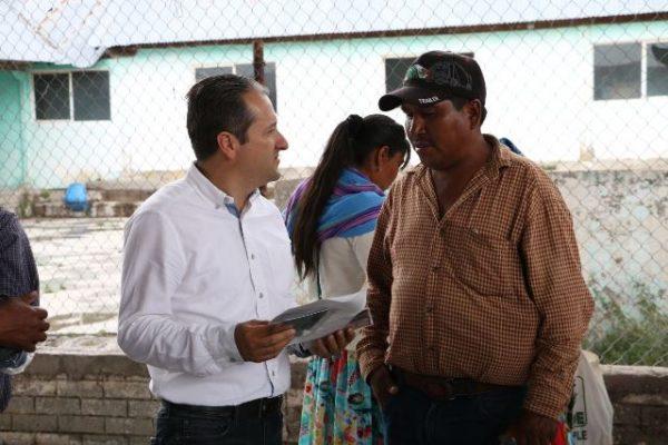 Hugo Aguirre un alcalde comprometido con el progreso de Guachochi