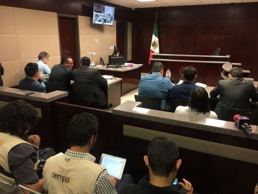 Realizan audiencia de formulación contra ex Auditor Superior