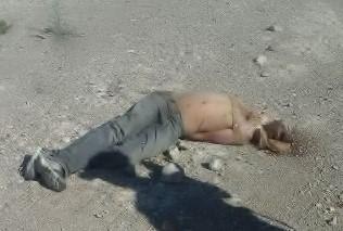 """Identifican a la persona encontrada sin vida cerca de Zapién, fue """"levantado"""" el pasado martes"""