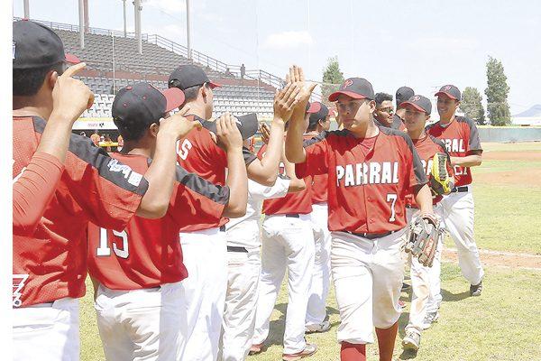 """Parral, a conservar el invicto en el estatal de beisbol """"Buscando Talentos"""""""