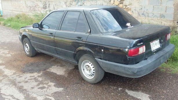 Policía Municipal recupera vehículo que fue robado el pasado viernes