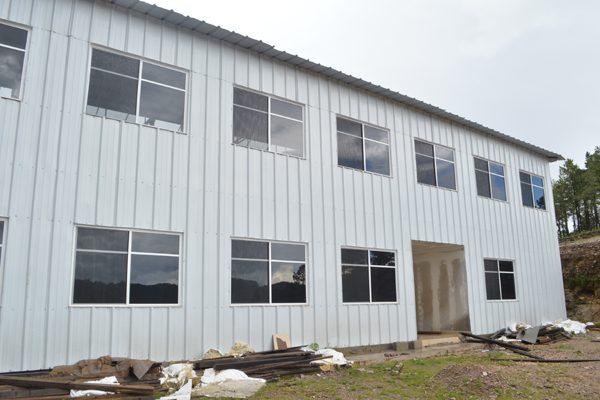 Detenida construcción de la Universidad Tecnológica