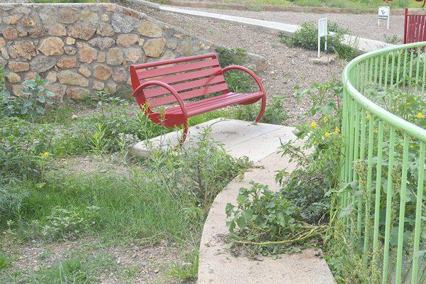 Requiere atención y mantenimiento  el centro recreativo en La Esmeralda