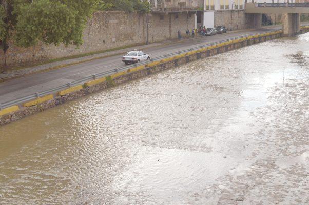 Fueron 30.8 milímetros de lluvia en la noche miércoles