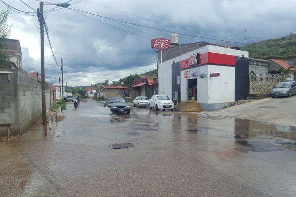 Numerosas familias afectadas por las lluvias
