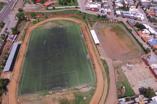 "Rehabilitan Deportiva Cnop a través de  programa ""Rescate de espacios públicos"""