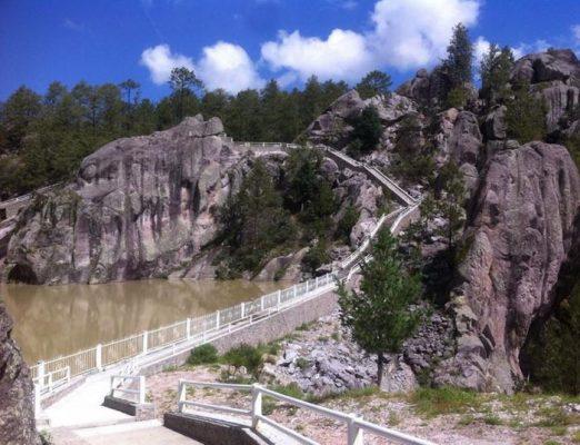 Es segura la presa de Guadalupe y Calvo, afirma Conagua y protección civil, luego de la tormenta que se presento