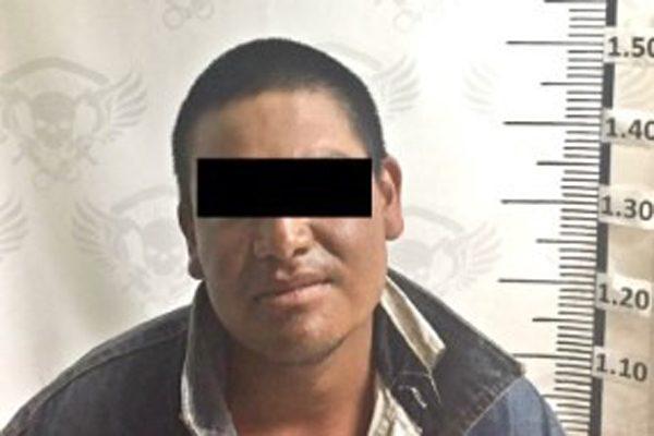 Presunto violador de menor es detenido en Guachochi