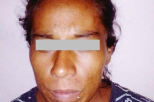 Detienen a mujer acusada de robo cometido en agosto de 2016