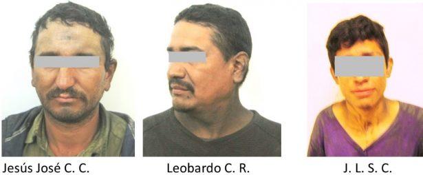 Detienen a tres por robo de mineral en Santa Bárbara
