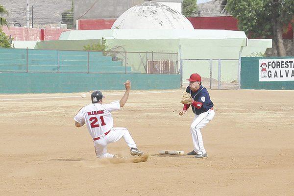 Tacos Mey despidió al 4to Bat-Hawai en beisbol súper master
