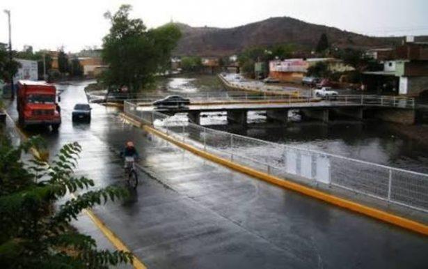 Caen 30.8 milímetros de lluvia este miércoles