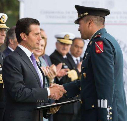 76 Batallón de Infantería recibe mención honorífica