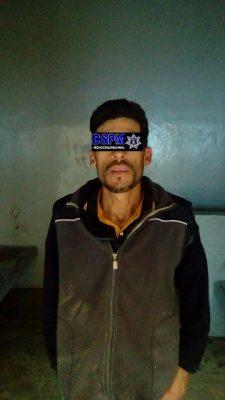 Agentes de la Policía Municipal arrestan y consignan a hombre por robo