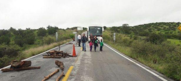 Ayuntamiento de Guachochi avisa sobre cierre de carretera Guachochi-Nonoava