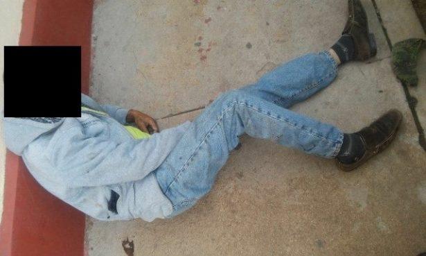 Trasciende identificación del hombre encontrado sin vida en la calle centenario