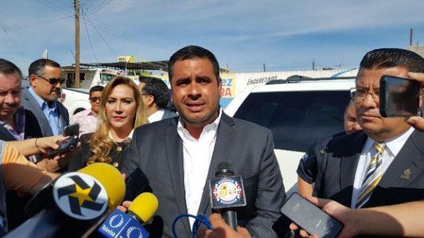 """El Alcalde, Alfredo Lozoya, asiste como invitado especial a la expo """"Juárez the Border 2017 Market"""""""