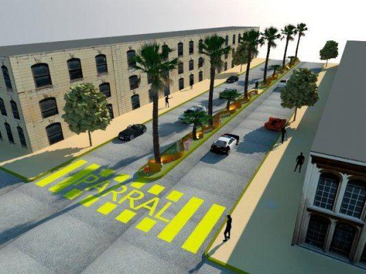 Gestiones del Alcalde, Alfredo Lozoya, permiten potencializar el proyecto de Avenida Independencia