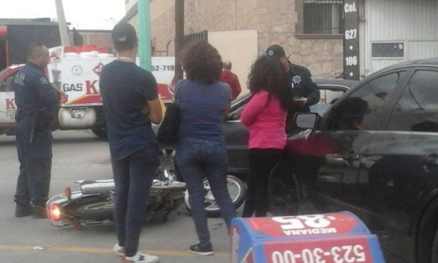 Embisten a repartidor de Pizza en el Boulevard