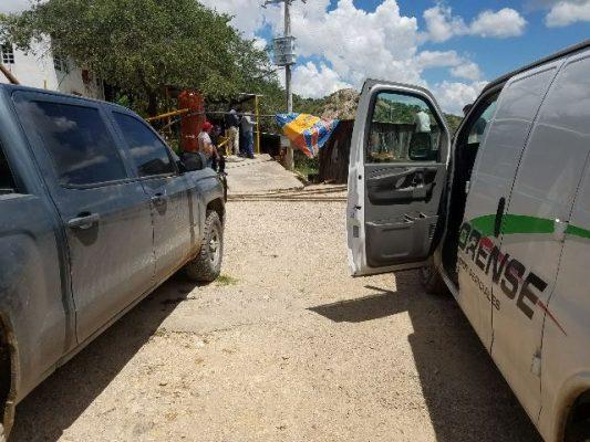 """Hombre muere al interior de la mina """"La Cruz"""" en Matamoros"""