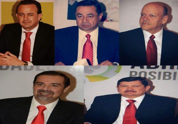 Renuncian cinco empresarios Presidentes Seccionales de PRI a su cargo