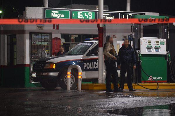 Se utilizaron dos tipos de arma para agredir a policías en El Valle