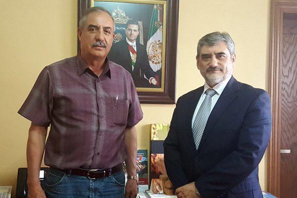 Ismael Díaz Carrillo, es nuevo Delegado de CDI en Chihuahua