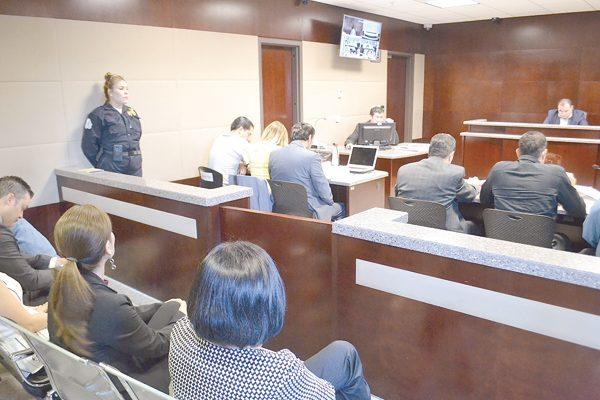 Prisión preventiva para el colaborador del ex Auditor