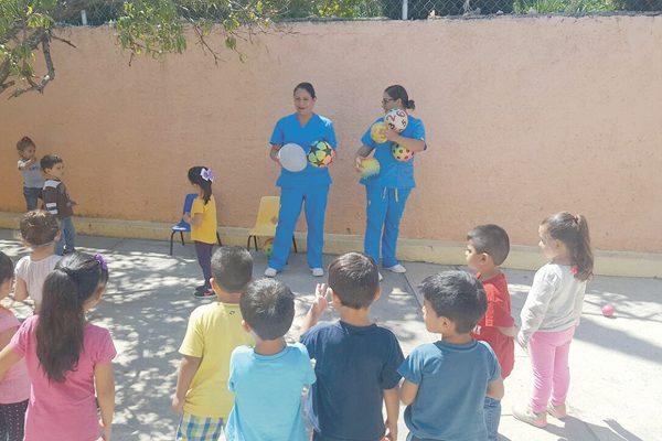 Guarderías del Imss, a su capacidad; en espera 40 niños