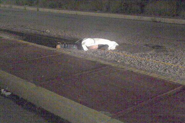 Muere motociclista al chocar en la Vía Corta
