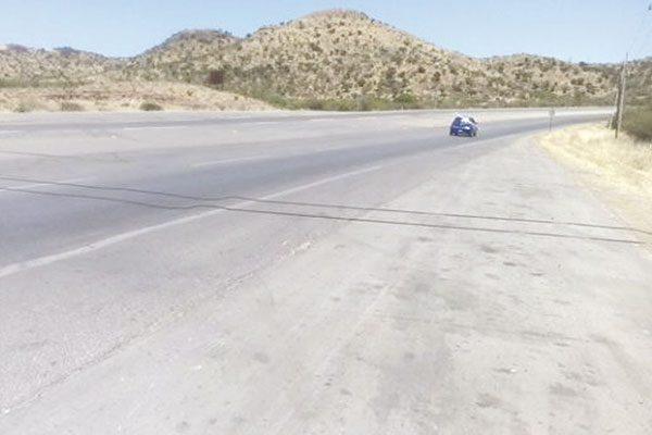 El 60% de las multas por parte de SCT a nivel estado son en la carretera a Jiménez