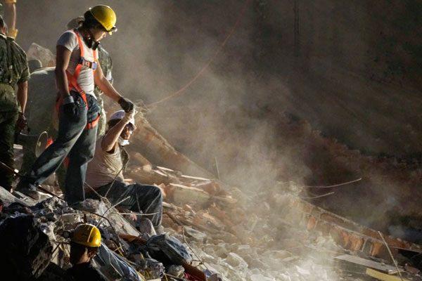 Parralenses se reportan bien tras el fuerte sismo