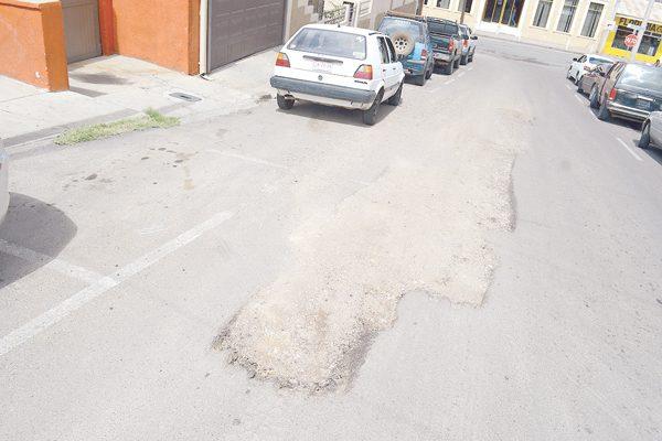Hasta 45 días tarda la Jmas en reparar tramos dañados por trabajos