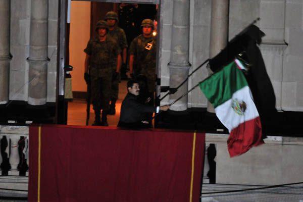 Chihuahuenses, muera la corrupción y la impunidad