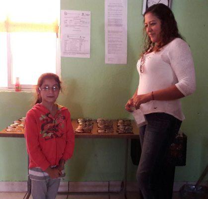 DIF de Guadalupe y Club de Leones realizan donación de lentes